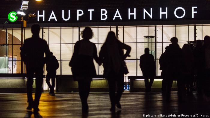 Deutschland Köln Hauptbahnhof