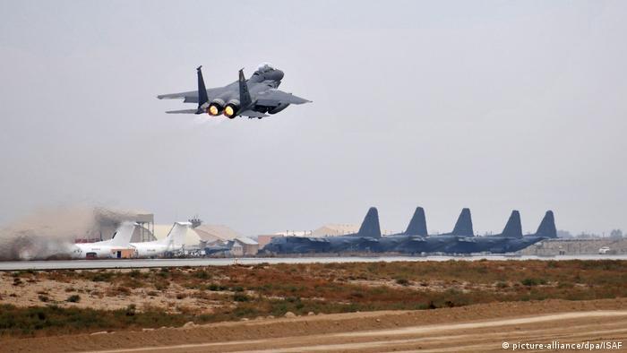 عکس از آرشیف: پایگاه هوایی بگرام