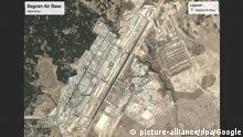 Afghanistan Bagram Air Base
