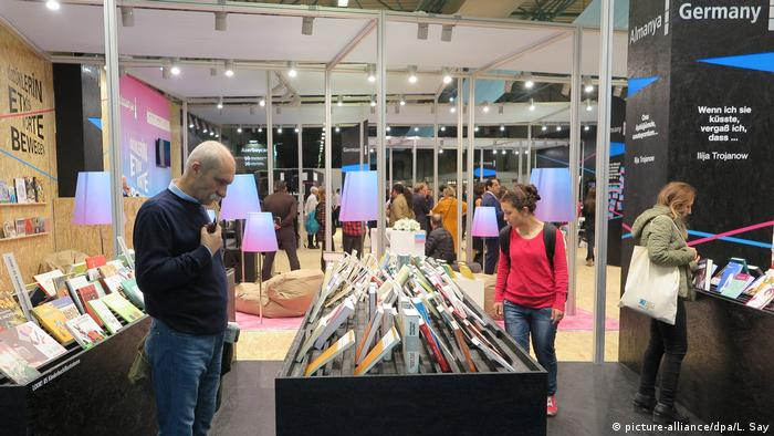 Internationale Buchmesse Istanbul (picture-alliance/dpa/L. Say)