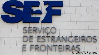 SEF Portugiesische Agentur für Migranten