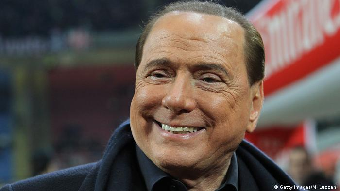 Silvio Berlusconi (Getty Images/M. Luzzani)