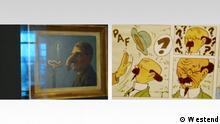 DW Euromaxx Ausstellung Hergé Magritte