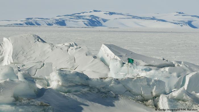 Antarktis Besuch des US Außenminister John Kerry (Getty Images/AFP/M. Ralston)