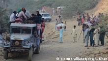 Pakistan nach Bombenanschlag in Provinz Baluchistan