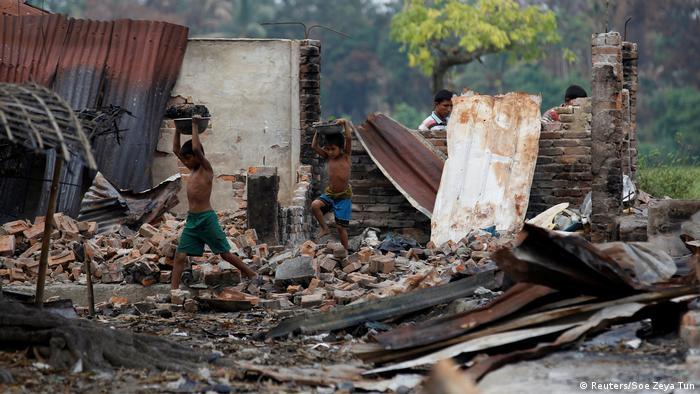 Image result for রোহিঙ্গা হত্যা