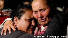 Kolumbien Bogota Reaktion Bevölkerung auf Friedensabkommen