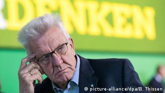 Münster Bundesparteitag der Grünen (picture-alliance/dpa/B. Thissen)