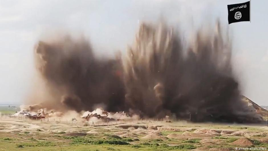 IŞİD 52 kez kimyasal silah kullandı
