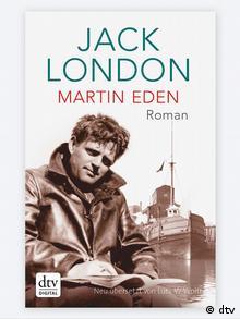 Buchcover - Jack London: Martin Eden (dtv)