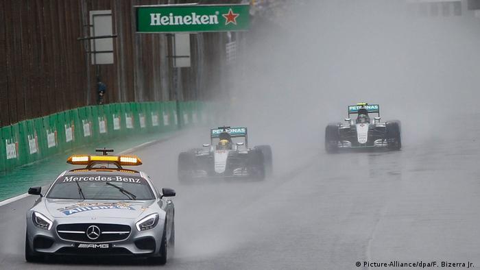 Formel-1 Grand-Prix Brasilien