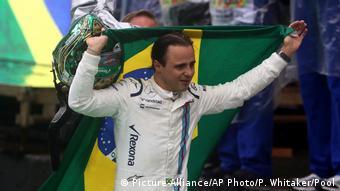 Formel-1 Grand-Prix Brasilien Felipe Massa