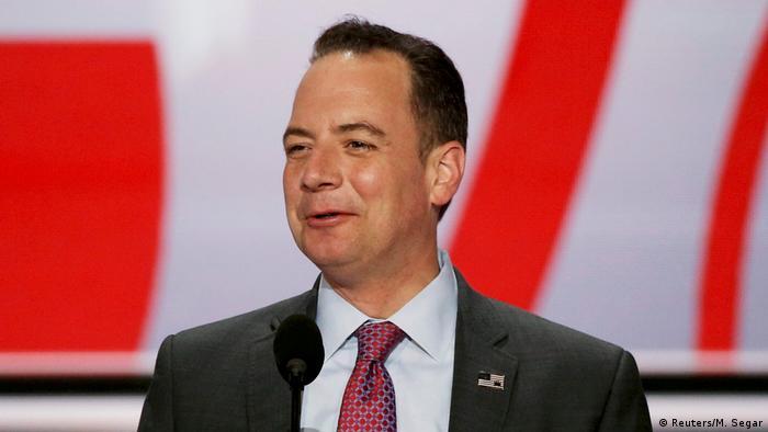 USA Reince Priebus neuer Stabchef im Weißen Haus (Reuters/M. Segar)