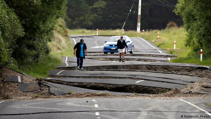 2016 a record-breaking year for earthquakes in New Zealand