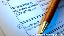 Deutschland Schulden Insolvenz