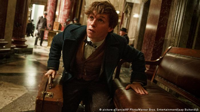 Film Fantastic Beasts and Where to Find Them (picture-alliance/AP Photo/Warner Bros. Entertainment/Jaap Buitendijk)