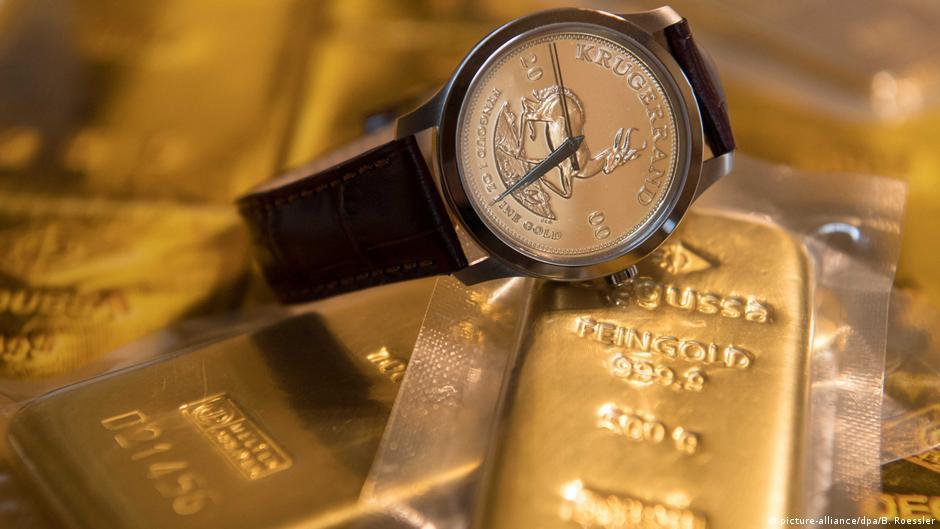 Золото - тихая гавань?: Немцы накопили рекордное количество золота