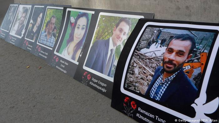 10 Ekim'deki saldırıda resmi rakamlara göre 100 kişi yaşamını yitirdi.