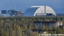 29.10.2016 **** New Confinement To Cover Chernobyl NPP November 29 PUBLICATIONxINxGERxSUIxAUTxONLY Copyright: PolischukxMaksym 480663 New Confinement to Cover Chernobyl NPP November 29 PUBLICATIONxINxGERxSUIxAUTxONLY Copyright PolischukxMaksym 480663