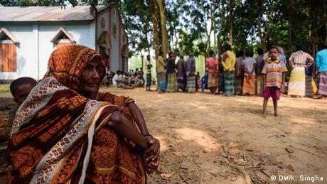 Bangladesch Santal-Volk (DW/K. Singha)