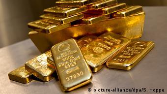 Mε πάνω από 3.300 τόνους η γερμανική Bundesbank διαθέτει τα δεύτερα μεγαλύτερα αποθέματα χρυσού στον κόσμο