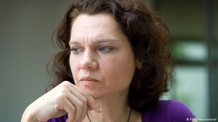 Turkish writer Asli Erdogan (PEN International)