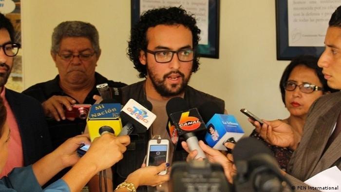 Cesario Alejandro Félix Padilla Figueroa fundador de PEN Honduras.