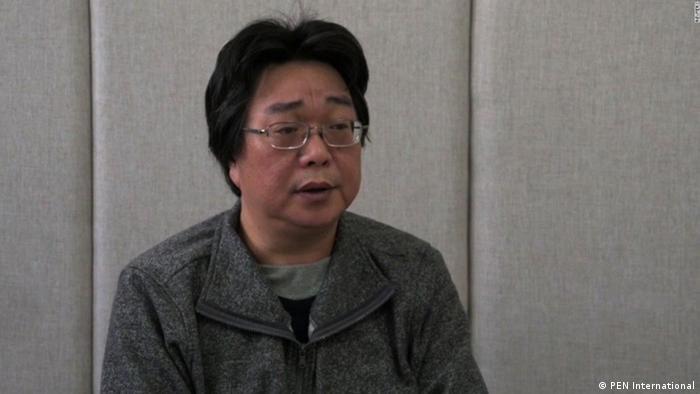 Gui Minhai, editor chino.