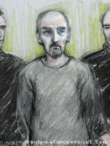 UK   Prozess in London - Jo Cox' mutmaßlicher Mörder Thomas Mair vor Gericht