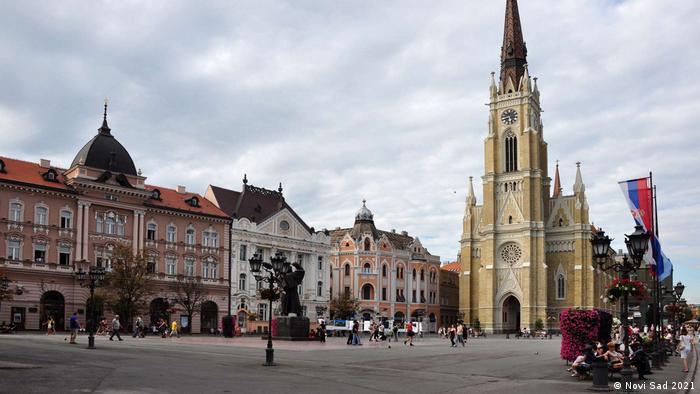 Serbien Kulturhauptstadt 2021