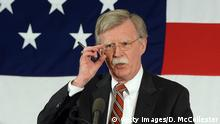 USA John R. Bolton (Getty Images/D. McCollester)