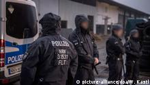Deutschland Razzia gegen Islamisten