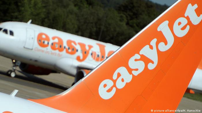 Easyjet (picture-alliance/dpa/H. Hanschke)