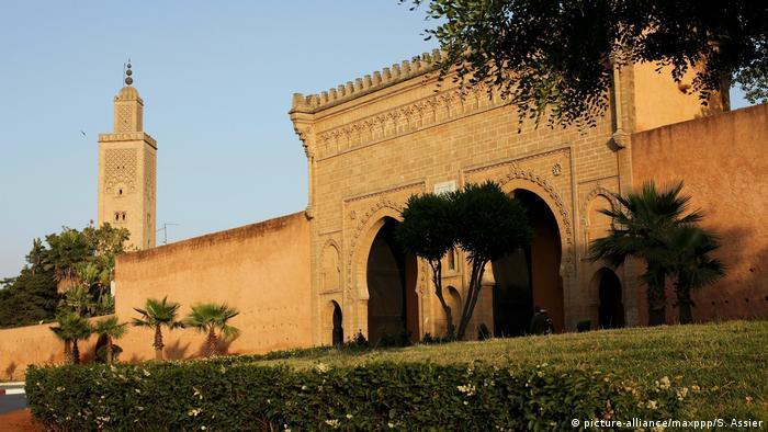 Marokko Moschee As-Sounna in Rabat (picture-alliance/maxppp/S. Assier)