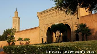 Marokko Moschee As-Sounna in Rabat