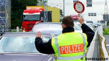 Bundespolizei Pressefoto - Einsatz gegen Schleuser