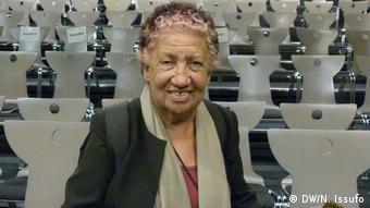 Manuela Soeiro, diretora do Mutumbela Gogo