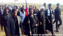 Nigeria Schiitische Pilger in Kano