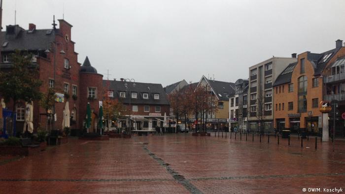 Pulheim Razzia Innenstadt