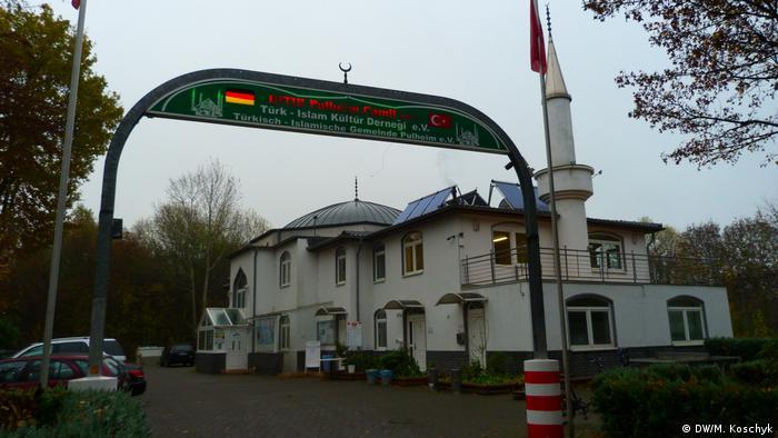 Pulheim Razzia Ditib-Moschee in Pulheim
