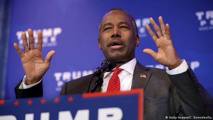 Dr. Ben Carson (Getty Images/C. Somodevilla)