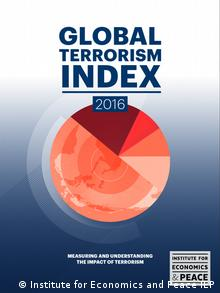 Global Terrorism Index 2016 (Institute for Economics and Peace IEP)