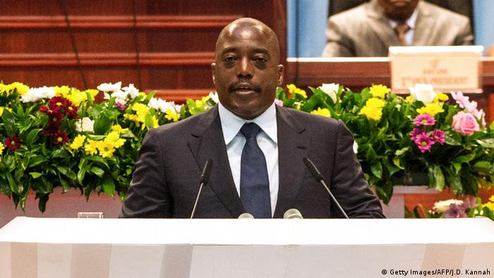 Demokratische Republik Kongo Joseph Kabila (Getty Images/AFP/J.D. Kannah)