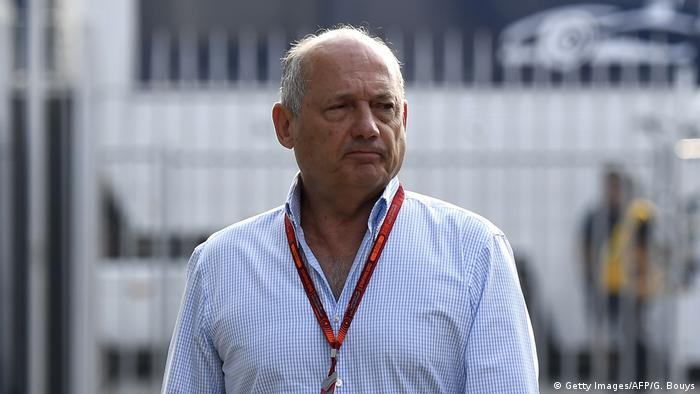 Ron Dennis (Getty Images/AFP/G. Bouys)