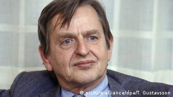 O πρωθυπουργός της Σουηδίας Ούλοφ Πάλμε δολοφονήθηκε το 1986