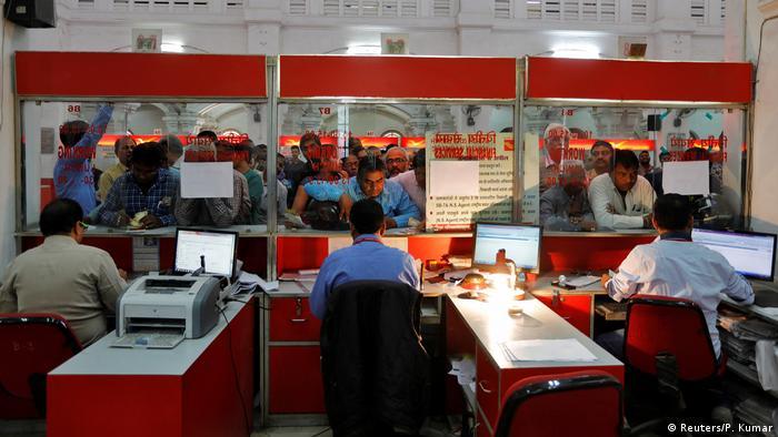 Indien Bargeldreform (Reuters/P. Kumar)
