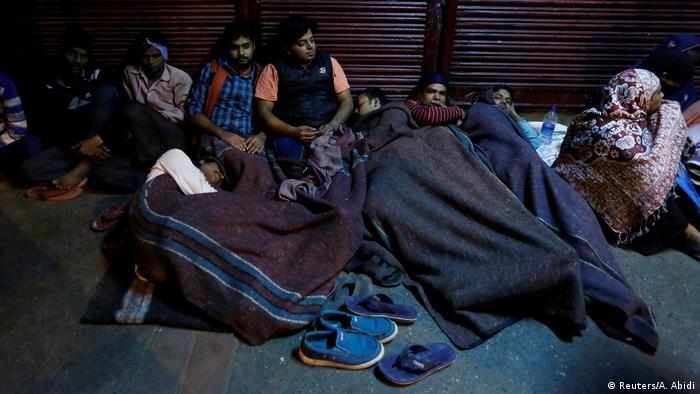 Indien Bargeldreform (Reuters/A. Abidi)