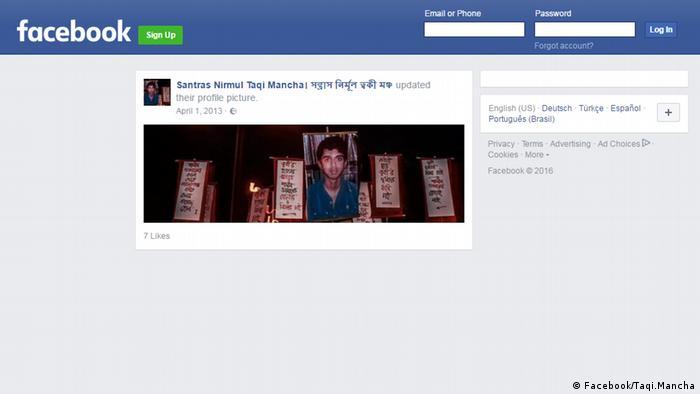 Screenshot Facebook - Taqi.Mancha (Facebook/Taqi.Mancha)
