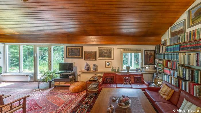 Virtual tour through the house of Helmut and Loki Schmidt (Filmreif-Pictures)