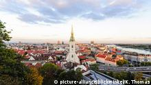 Slowakei Martinsdom in Bratislava